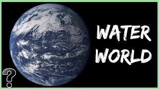 What If The World Became Covered In Water?