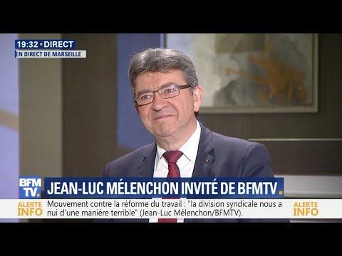 «L'EUROPE EST MENACÉE D'UN EMBRASEMENT GÉNÉRAL» - Mélenchon