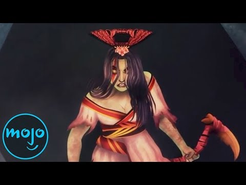 Top 10 Japanese Gods And Goddesses