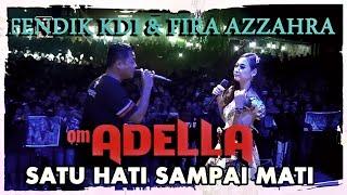 Download SATU HATI SAMPAI MATI - FENDIK DKI & FIRA AZZAHRA - OM ADELLA - LIVE DIANA RIA TEMANGGUNG