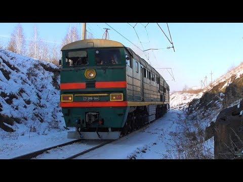 """2ТЭ116-364 с ПОМ-1М """"Ветерок"""" №004"""