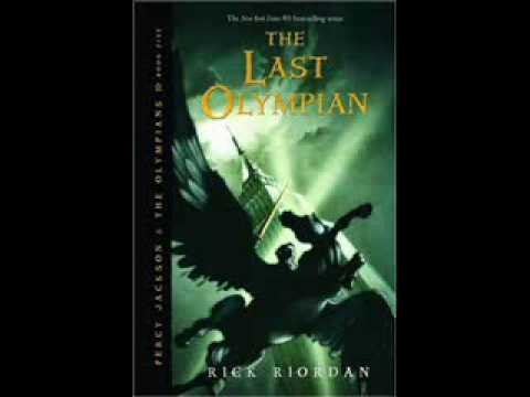 Percy Jackson and the Olympians: The Last Olympian Book Review ...