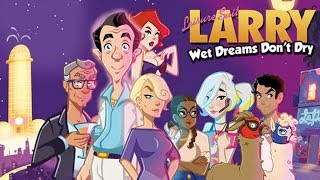 PERVY SILLY GAME - Leisure Suit Larry: Wet Dreams Don't Dry #1