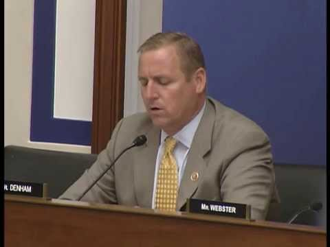 Rep. Denham on Impacts of Proposed Clean Water Act Jurisdiction Changes