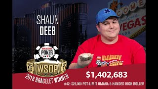 (SHOTS FIRED) Shaun Deeb Adresses Negreanu Feud, Markup Comments & Upcoming 2019 WSOP Preparation