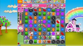 Candy Crush Saga Level 1145 (No Boosters)