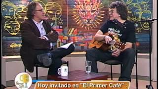 Entrevista completa de Piero en El Primer Café de Canal Capital