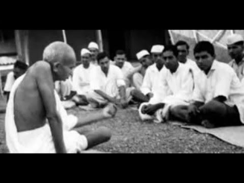 GANDHI'S FREEDOM STRUGGLE FOR INDEPENDENCE