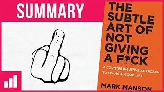 The Subtle Art of Not Giving a F*ck ► Book Summary