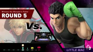 Super Smash Bros Ultimate - Classic Mode - Shulk