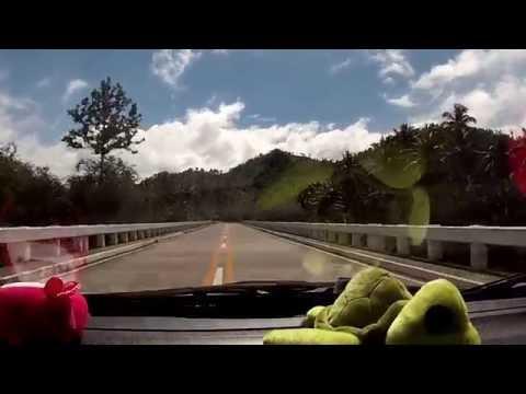 Road Trip Dipolog to Sergio Osmena ZN