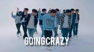 Download lagu [1 시간 / 1 HOUR LOOP] TREASURE - 미쳐가네 (Going Crazy)