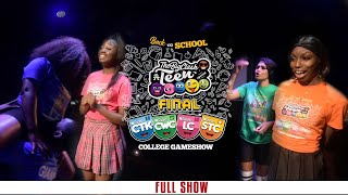 Final 2019 A-Teen Special Gameshow | 4 Colleges | Jaij Holland | S.Moving