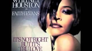 Whitney Houston vs Faith Evans - It