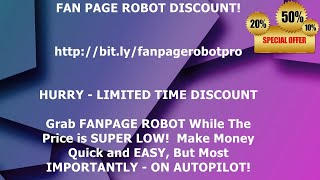 Fanpage Robot Grow & Monetize Your Pages With Fan page Robot