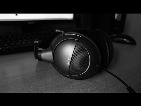 NEW DRIVERS: A4TECH HS-800