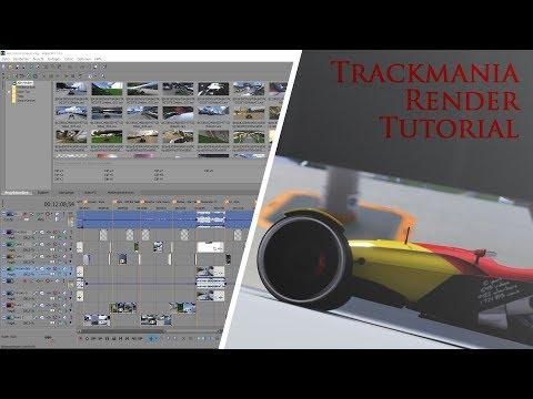 Trackmania/Maniaplanet Render Tutorial |