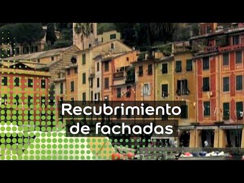 Recubrimiento de fachadas prosilox procolor youtube - Recubrimiento de fachadas ...