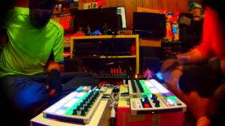 Download Oort Cloud Synthploration Adventure(Beatstep Pro's+gear pile) MP3 song and Music Video