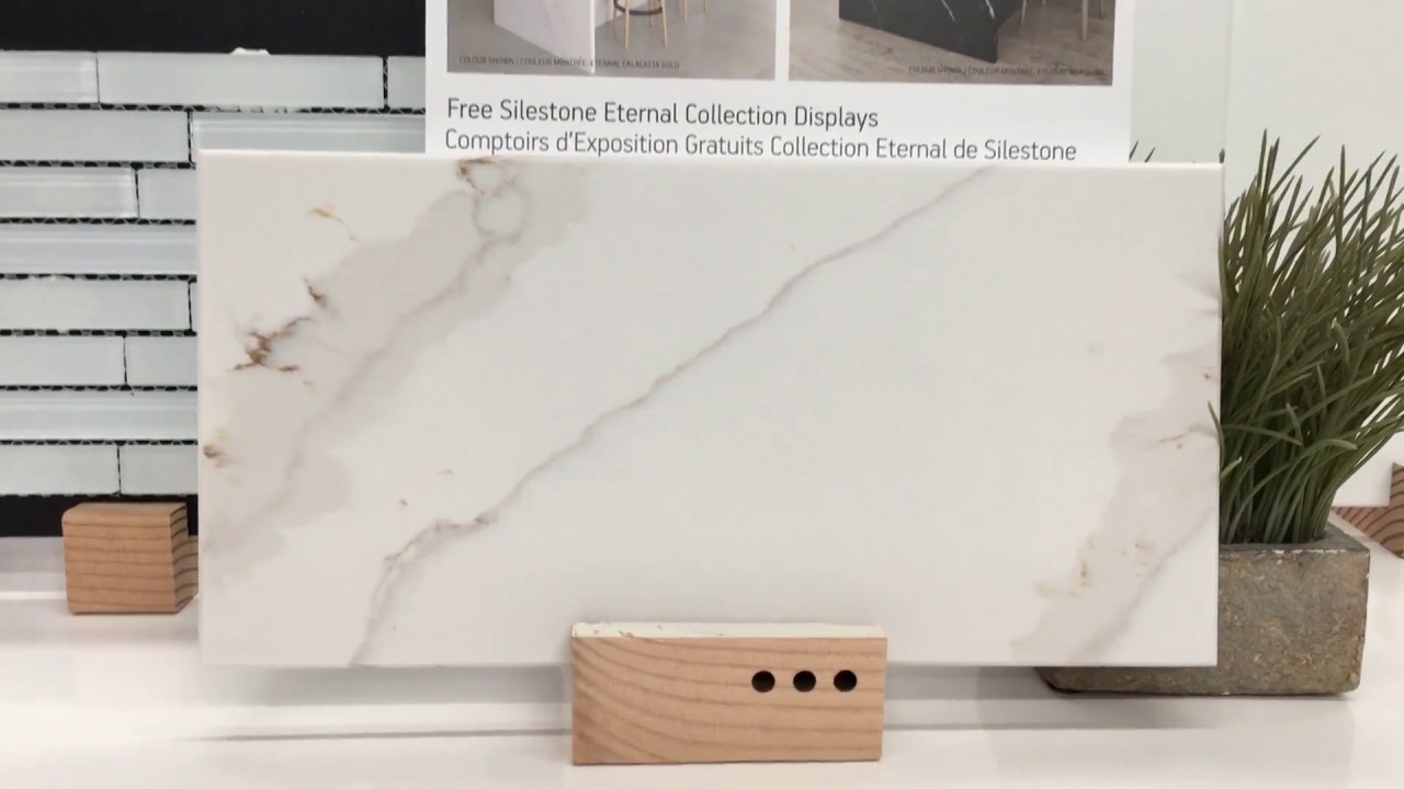 eternal calacatta gold silestone stone and quartz llc