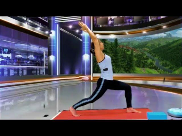 Easy Vinyasa Yoga