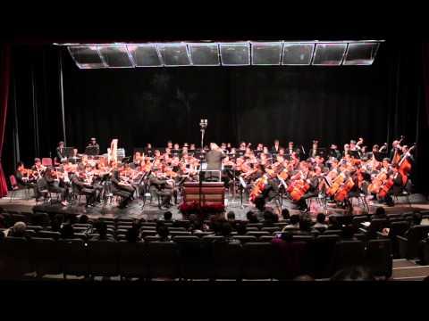 Nutcracker Suite - Vancouver Youth Symphony Orchestra