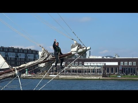 Race of the Classics 2016: Finish Amsterdam Java-eiland