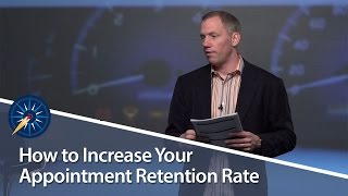 How to Increase Your Appointment Retention Rate