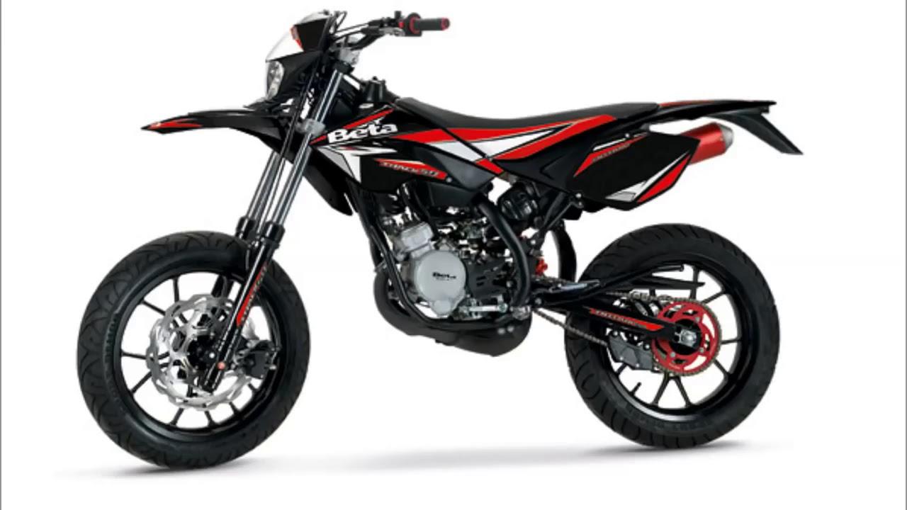 moto 50 cm3 route