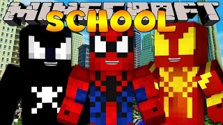 minecraft superheroes
