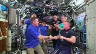 ISS Crew Returns Home Safely on This Week @NASA
