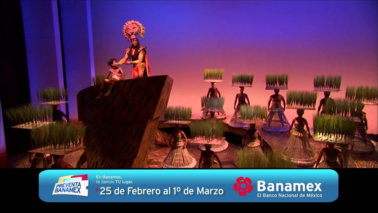 Banamex: Preventa Banamex: El Rey León @ Teatro Telcel
