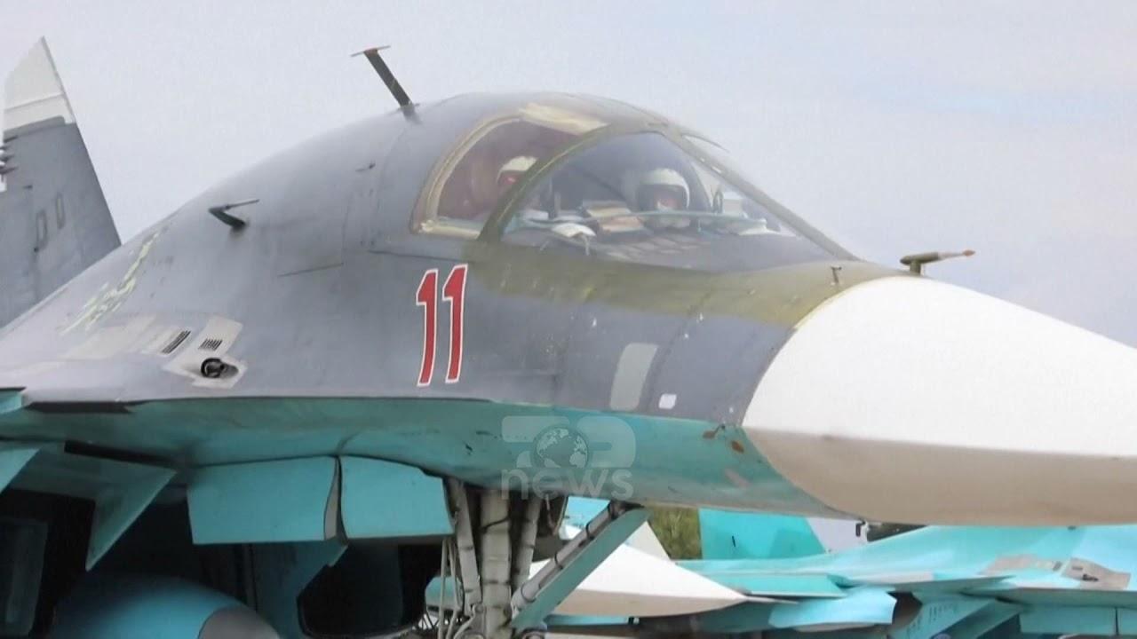 Download Top News - Ja si do të 'pushtojmë Ukrainën'/Rusia në stërvitje, 40 luftanije dhe 30 avionë ushtarakë