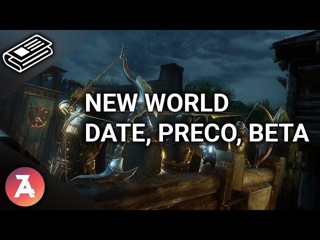 New World MMO ? | Date de sortie, Beta Fermée, Preco - Ashunews