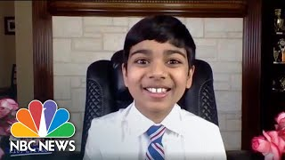 Watch: Lester Holt Hosts A Virtual Spelling Bee | Nightly News: Kids Edition