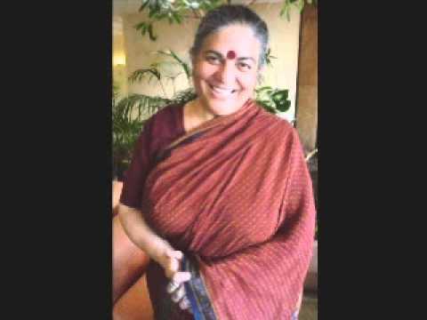 Opinion on International Cooperation -  Vandana Shiva