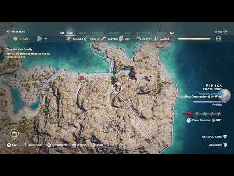 Assassins Creed Odyssey Ng 12 Pephka Cultist Hunt And Side
