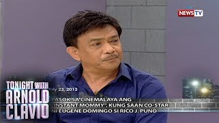 Tonight with Arnold Clavio: Rico J. Puno, total performer na, indie artist pa!
