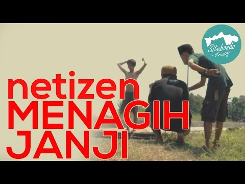 Netizen MENAGIH JANJI | Bahasa Madura Situbondo Kreatif Kocak Maduras