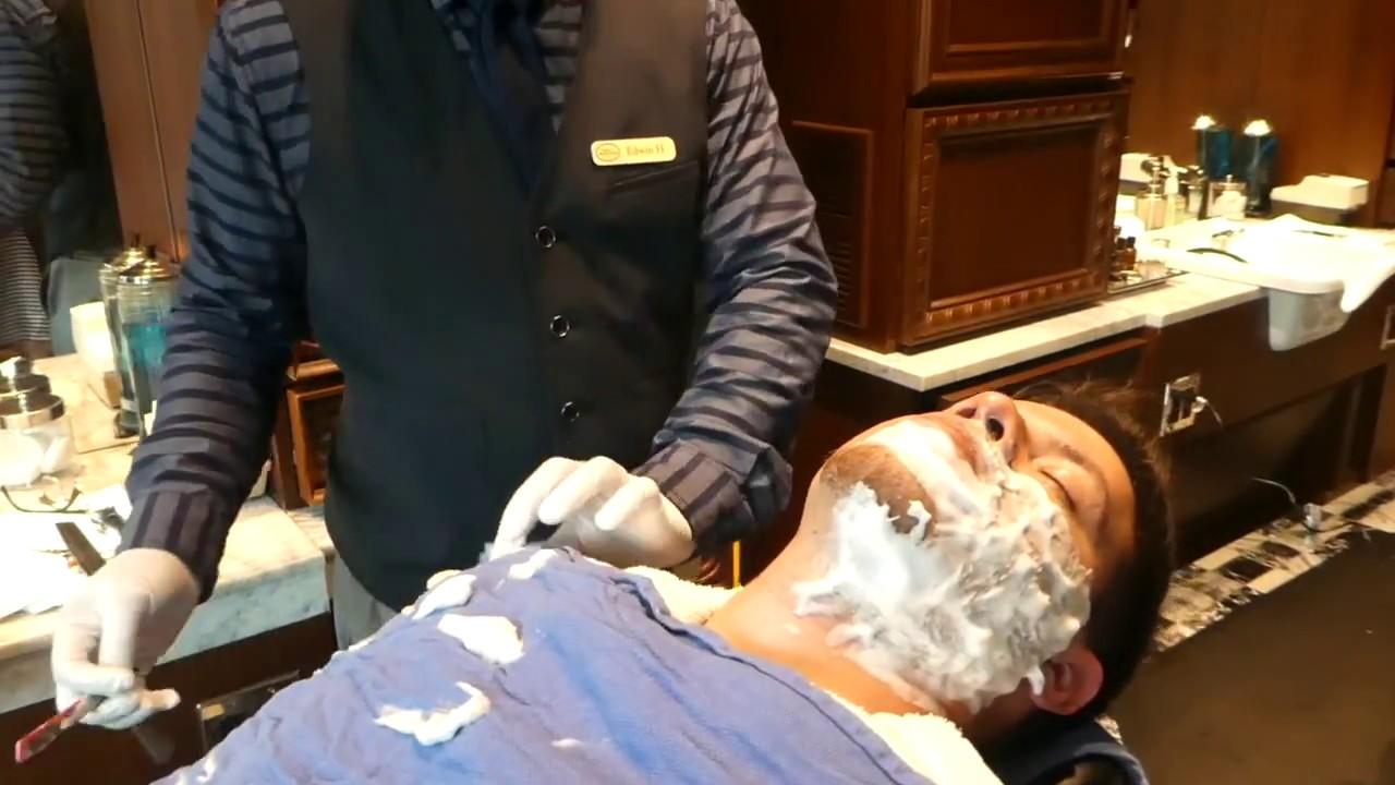 The Art Of Shaving Disney Springs Florida Youtube