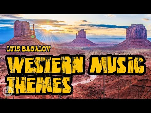 ~ WESTERN MUSIC THEMES ~ Luis Bacalov - Soundtracks Collection ™️