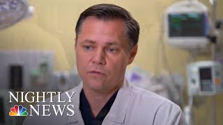 Program Prepares Students For Mass Shooting By Teaching Combat Medicine | NBC Nightly News