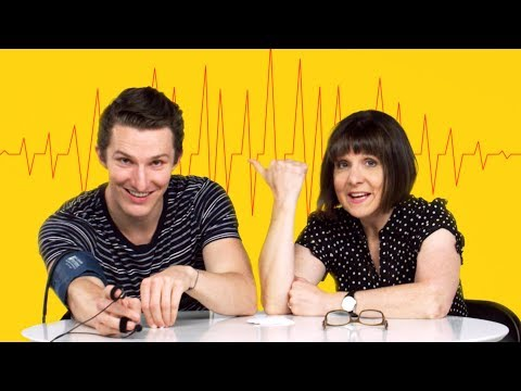 Mother And Son Take A Lie Detector Test | Fess Up | Cut