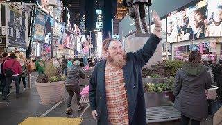 SWIMS TV - TEDDY SHUTS DOWN NYC OPEN MIC