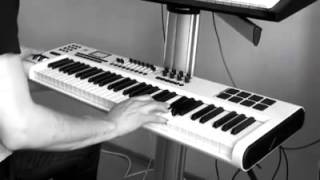 Drive Lead Synth Solo by S4K Team Madismuul ( Space4Keys Keyboard Solo )