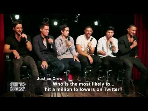 Get to Know Justice Crew