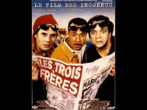les trois fréres ( doux daddy ) catherine ringer 1995 poster