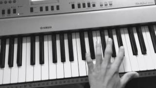 Bushido - Oma Lise Piano / Klavier