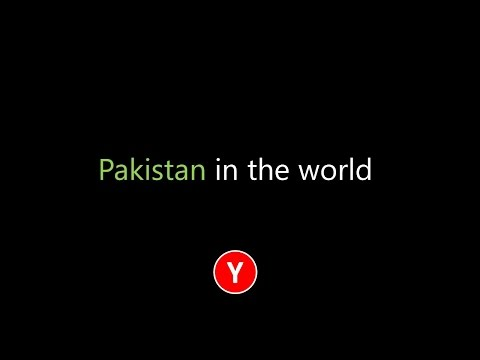 Pakistan in the World