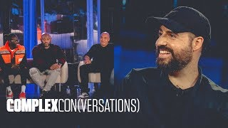 Disrupting The Future: How Collaboration Propels Culture | ComplexCon(versations)